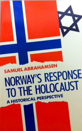9780896041165: Norway's Response to the Holocaust
