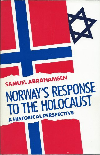 9780896041172: Norway's Response to the Holocaust
