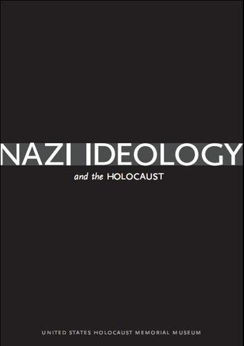 9780896047129: Nazi Ideology and the Holocaust