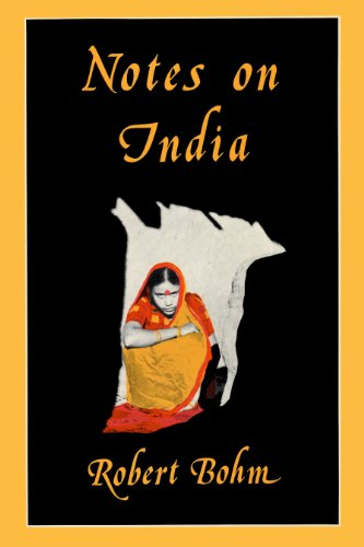 9780896081253: Notes on India