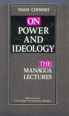 9780896082892: On Power and Ideology: The Managua Lectures