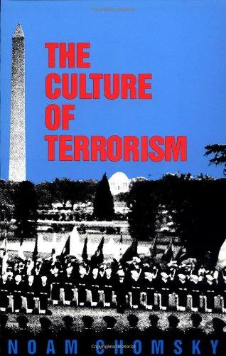 9780896083349: The Culture of Terrorism