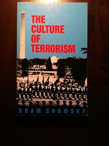 9780896083356: The Culture of Terrorism