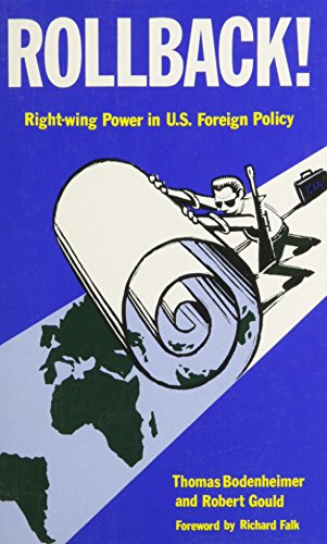 9780896083455: Rollback!: Right-wing Power in U.S. Foreign Policy