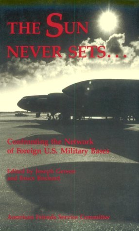 The Sun Never Sets .: Confronting the Network of Foreign U.S. Military Bases