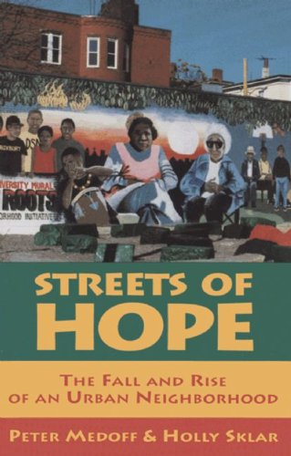 9780896084827: Streets of Hope : The Fall and Rise of an Urban Neighborhood
