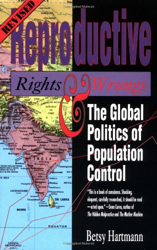 9780896084919: Reproductive Rights and Wrongs: The Global Politics of Population Control