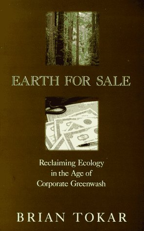9780896085572: Earth for Sale: Reclaiming Ecology in the Age of Corporate Greenwash