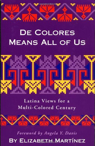 9780896085831: De Colores Means All of Us: Latina Views for a Multi-Colored Century