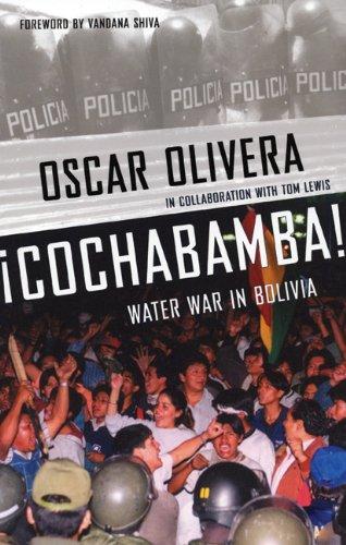 9780896087026: ¡Cochabamba! Water War in Bolivia
