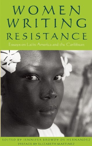 9780896087088: Women Writing Resistance: Essays on Latin America and the Caribbean