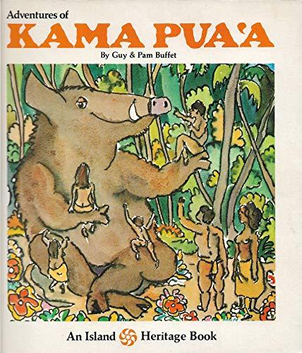 9780896100411: Adventures of Kama Pua'a