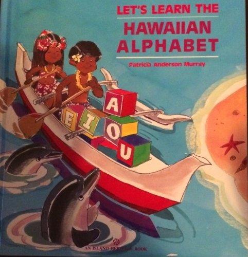 9780896100756: Let's Learn the Hawaiian Alphabet