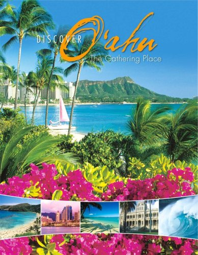 9780896102682: Discover Oahu: The Gathering Place
