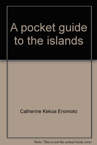 9780896103085: A pocket guide to the islands: Their songs, flowers and colors