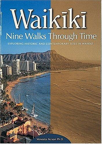 9780896104792: Waikiki: Nine Walks Through Time