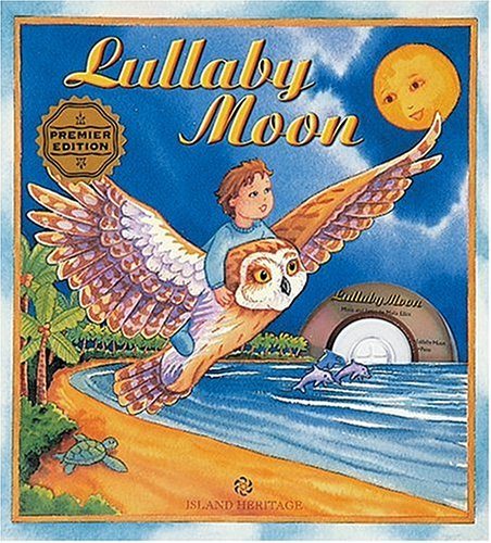 9780896104952: Lullaby Moon (Book & Mini CD)