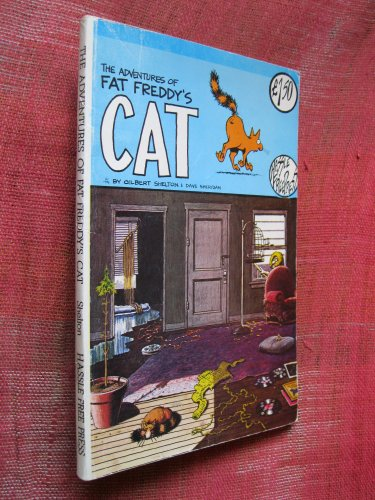 9780896200548: The Adventures of Fat Freddy's Cat