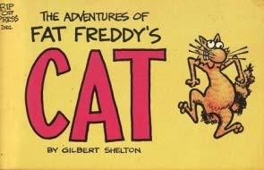 The Adventures of Fat Freddy's Cat: Lieuen Adkins; Gilbert
