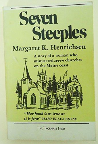 Seven steeples.: HENRICHSEN, MARGARET