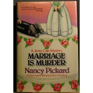 9780896211315: Marriage Is Murder (Jenny Cain Mysteries, No. 4)