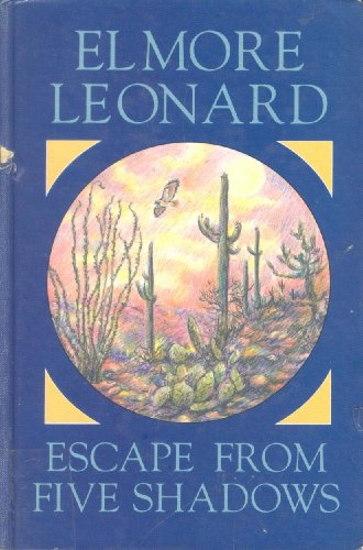 9780896211544: Escape from Five Shadows (Thorndike Press Large Print Western Series)