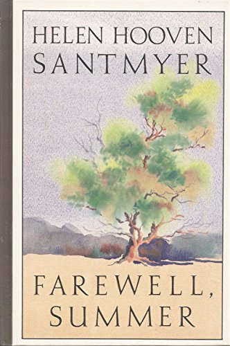 9780896211742: Farewell, Summer (Thorndike Press Large Print Basic Series)