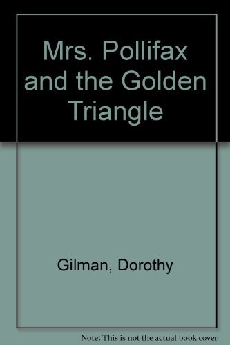 9780896212169: Mrs. Pollifax and the Golden Triangle