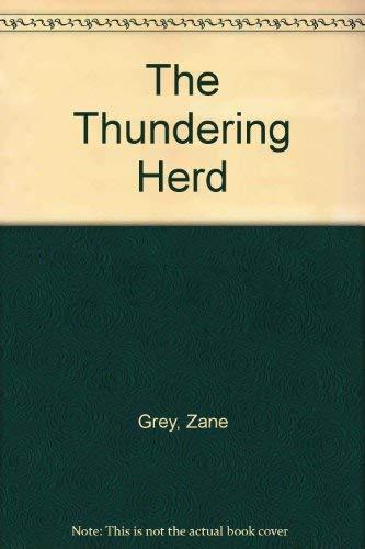9780896212763: The Thundering Herd