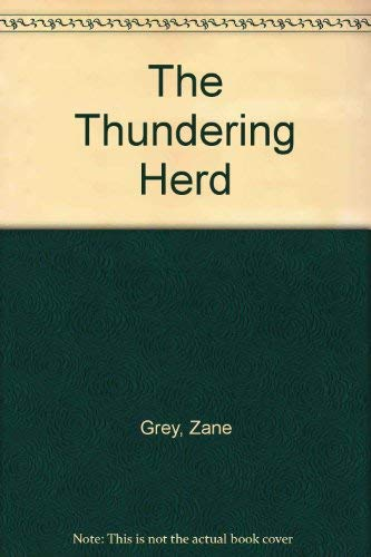 9780896212763: The Thundering Herd