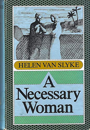 9780896213227: A Necessary Woman