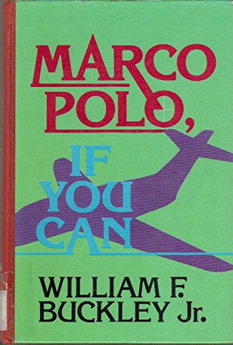 9780896213616: Marco Polo, if you can