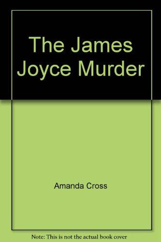9780896213739: The James Joyce murder