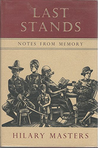 9780896214187: Last Stands: Notes from Memory