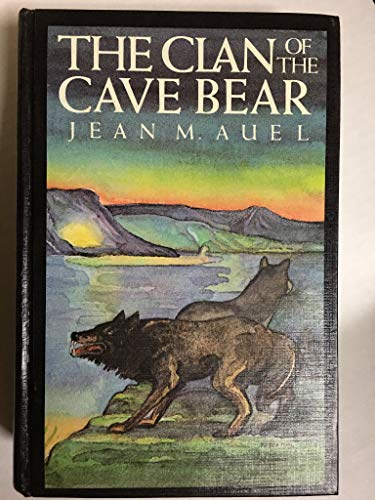 9780896214385: Clan of the Cave Bear