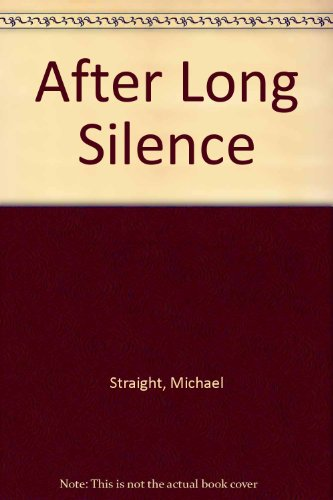 9780896214613: After Long Silence