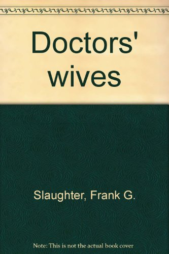 9780896215320: Doctors' wives