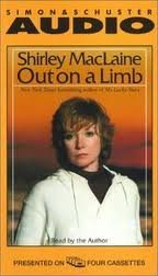 Out on a Limb (0896215504) by Shirley MacLaine