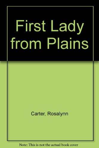 9780896215658: First Lady from Plains