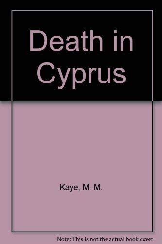 9780896215788: Death in Cyprus