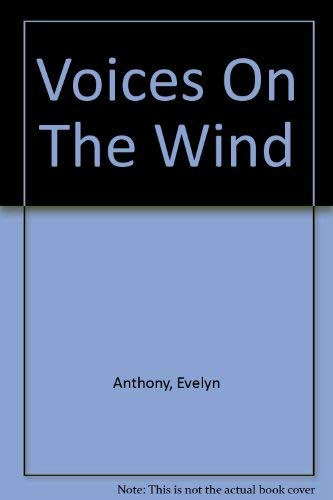 9780896216679: Voices on the wind