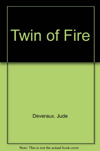 9780896216808: Twin of Fire