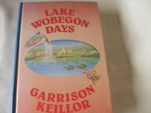 9780896216860: Lake Wobegon Days (Thorndike Press Large Print Basic Series)