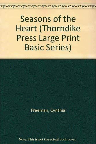 9780896217270: Seasons of the Heart (Thorndike Press Large Print Basic Series)