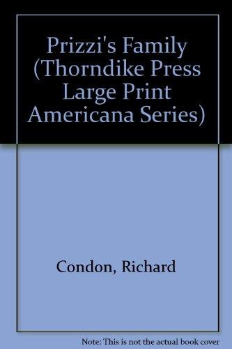 9780896217683: Prizzi's Family (Thorndike Press Large Print Americana Series)