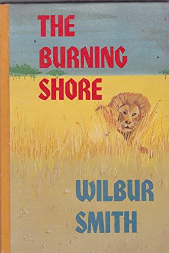 9780896217713: The Burning Shore (Thorndike Press Large Print Basic Series)