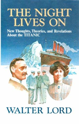 9780896217928: The Night Lives on (Thorndike Press Large Print Basic Series)
