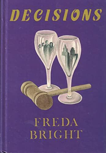 9780896218000: Decisions