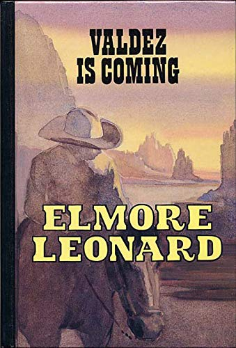 9780896218079: Valdez Is Coming (Thorndike Large Print Western Series)