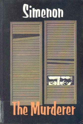 9780896218161: The Murderer (Thorndike Press Large Print Basic Series)